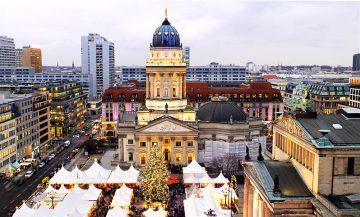Julelys, nisser, glühwein og bratwürst – tyskerne kan julemarked. Og det er kanskje ikke så rart, for tradisjonen er flere hundre år gammel. Foto: Ida Anett Danielsen