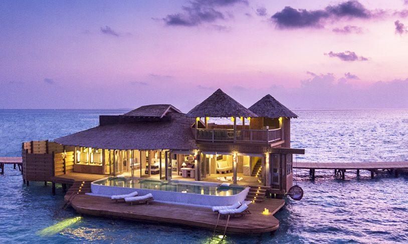 1. Soneva Jani, Maldivene