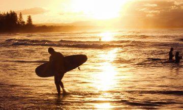 I Sydney kan du både surfe, ligge på stranden og oppleve storbyliv. Foto: iStock