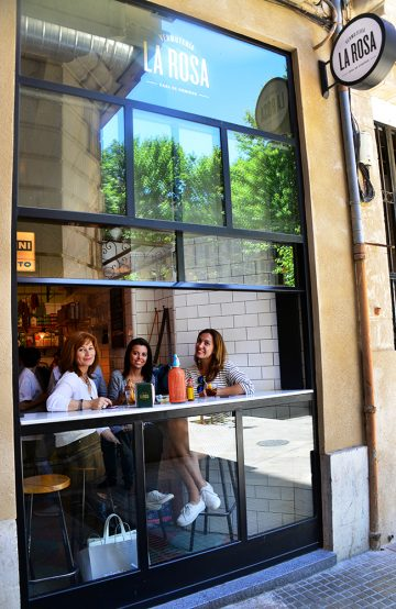 Palma de Mallorca er ikke bare hovedstaden på Mallorca – dette er en av Spanias aller kuleste byer med mange gode restauranter og et shoppingtilbud som tiltrekker selv spanjoler fra fastlandet. Foto: Torild Moland
