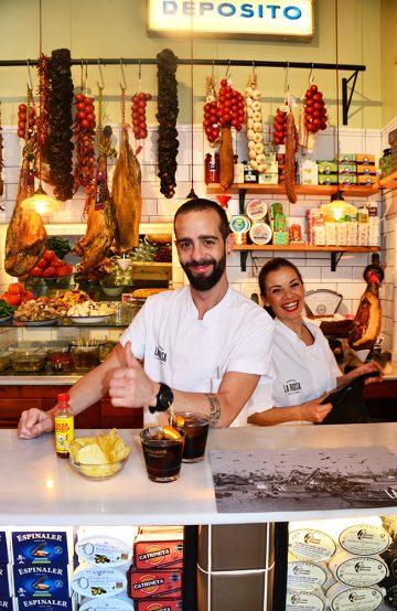 Palma er Spanias kanskje kuleste storby –med gode shoppingmuligheter og ikke minst masse god mat! Foto: Torild Moland