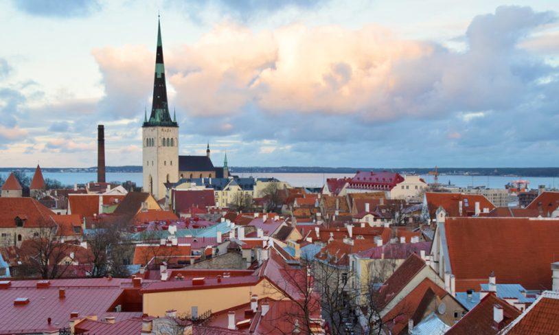 Helgetur til Tallinn