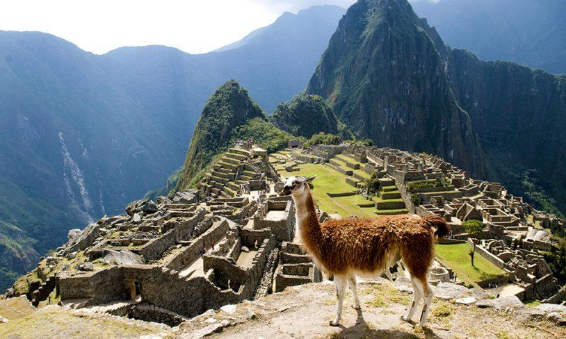 9. PERU – mat og historie