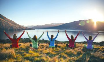 Soul Journeys Queenstown - Yoga. Foto: Soul Journeys