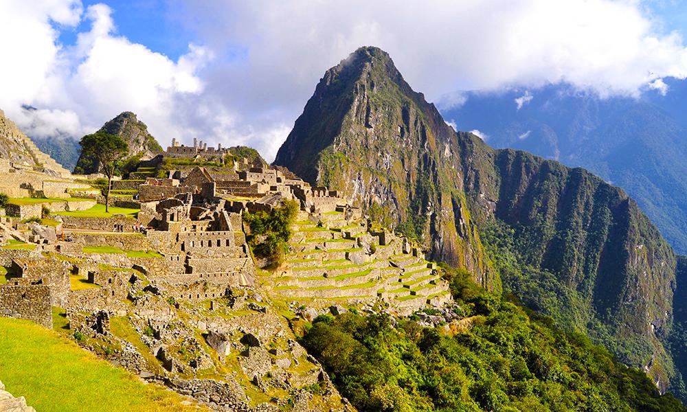 Mange drømmer om å komme til Machu Picchu, men alle trenger ikke ta samme veien hit. Foto: Ingrid Holtan Søbstad