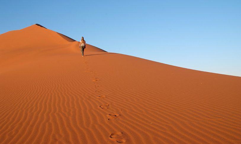 8. Ørkenlandet Namibia
