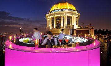 Foto: Sky Bar Lebua