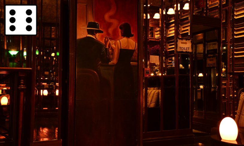 9. The Speakeasy Rooftop Bar - Hotel Muse