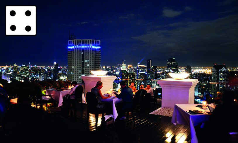3. Breeze - Lebua State Tower