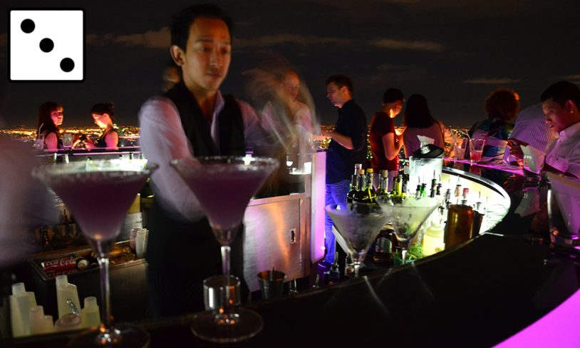 4. Sky Bar - Lebua State Tower