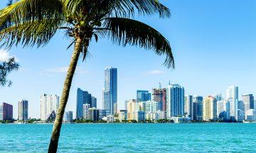 Miami er en av USAs flotteste strandbyer og perfekt for deg som ønsker å kombinere strand med storby. Foto: iStock