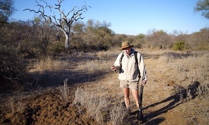 3. Til fots i Zambia