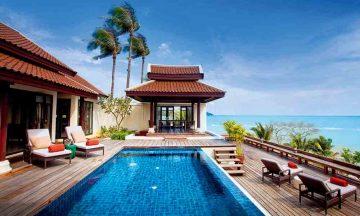 Anantara Lawana er bare en av Koh Samuis mange eventyrlige luksusresorter. Foto: Anantara Lawana