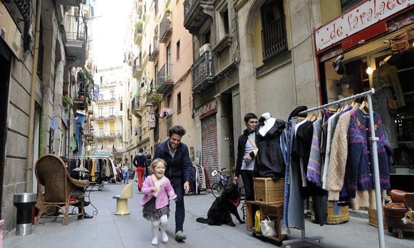 3. Shoppingfavoritten Barcelona