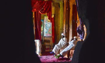 Lalibela er en typisk «du tror ikke før du får se det»-opplevelse, og er en severdighet alle turister i Etiopia bør besøke. Foto: Gjermund Glesnes