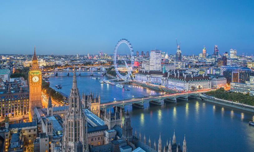 1. Superfavoritten London