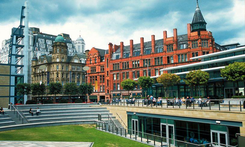 9. Den nye kulturbyen Manchester