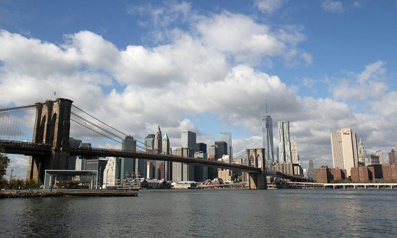 5. Det vårgrønne eplet New York