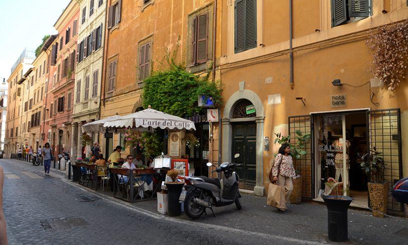 8. La dolce vita i Roma