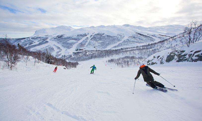 3. Stemning i Skandinavias alper