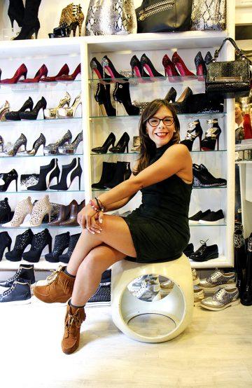 Shoppingekspert Susana Alvarez vet hvor du finner Las Palmas beste kupp. Foto: Runar Larsen