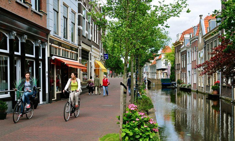 2. Tulipanbyen Amsterdam