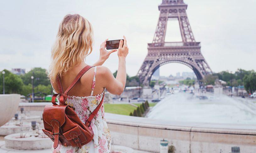 4. Kjærlighetsbyen Paris