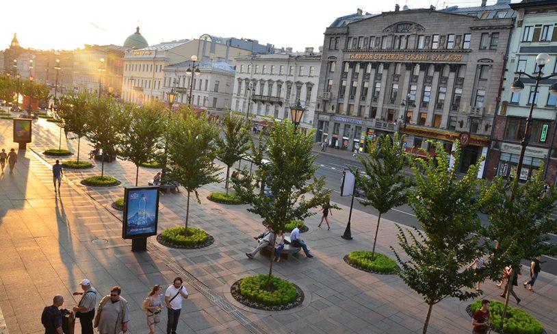 13. Hvite netter i St. Petersburg