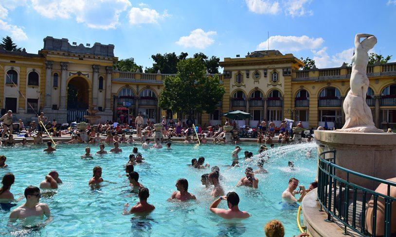 9. Badefest i Budapest