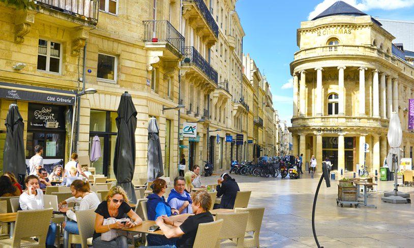 4. På skinner til Bordeaux