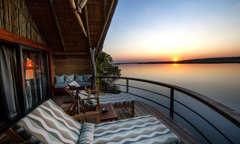 1. Chobe Water Villas