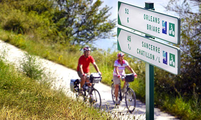 6. Loiredalen med pedaler