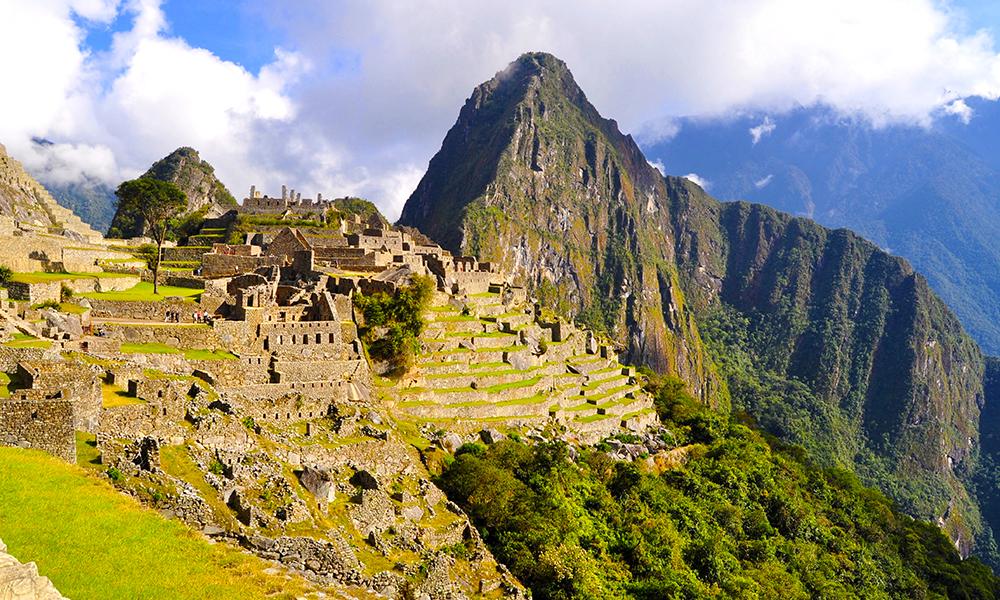 Mange drømmer om å komme til Machu Picchu, men alle trenger ikke å ta samme veien hit. Foto: Ingrid Holtan Søbstad