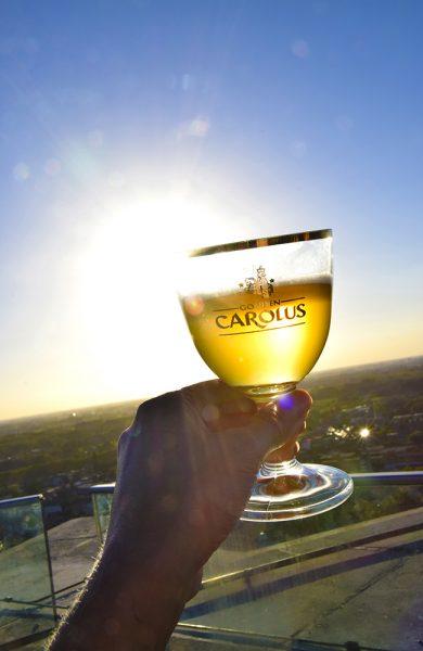 Belgisk øl har blitt definert som kulturarv av Unesco. Man drar altså ikke lenger til Belgia på ferie, man drar på «beercation». Foto: Mari Bareksten