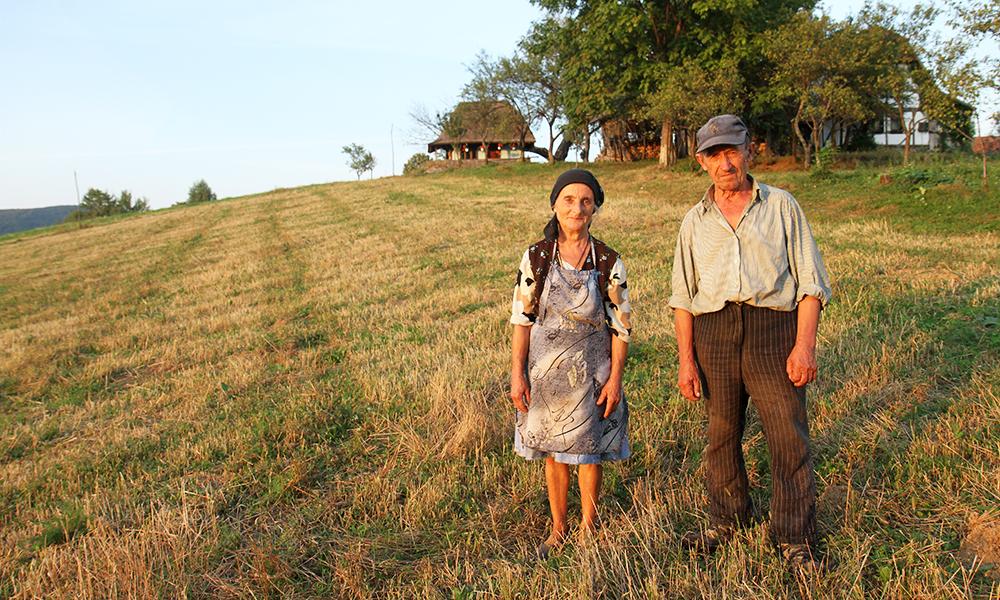 Det finnes mange sider av Romania. Et besøk til det vakre kulturlandskapet i Apusenifjellene er som å reise hundre år tilbake i tid. Foto: Runar Larsen