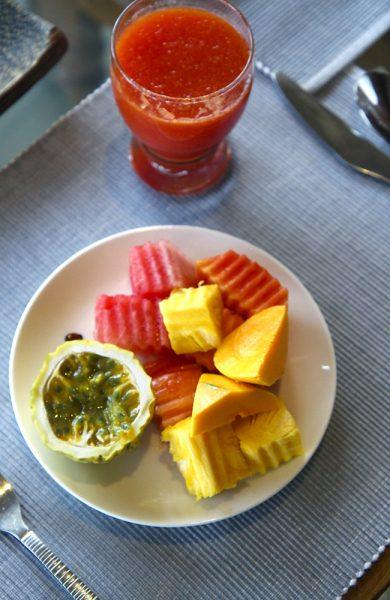 Friskt og fargerikt – maten på Sri Lanka er både spennende og velsmakende. Foto: Runar Larsen