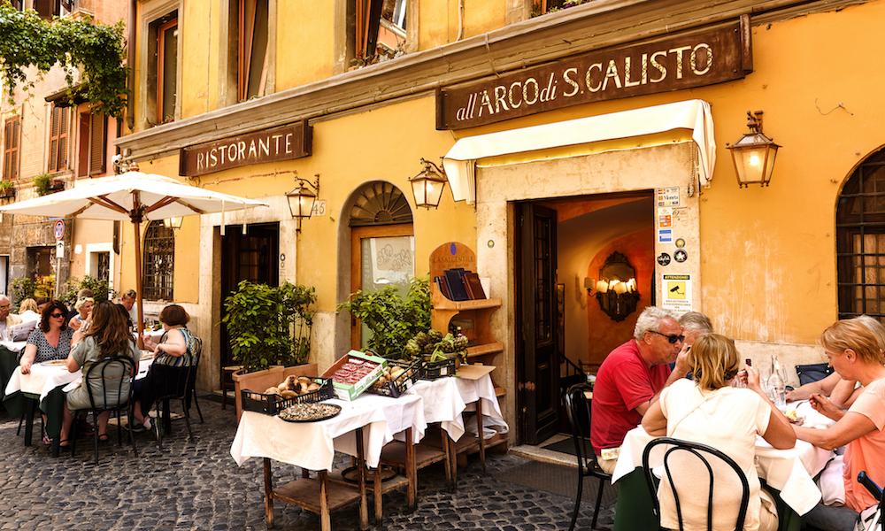 Kos: Turen starter med to dager i fantastiske Roma! Foto: Istock
