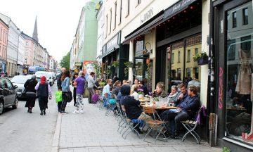 Det skjer mye spennende på matfonten i Oslo akkurat nå. Her er noen gode tips. Foto: Ida Anett Danielsen