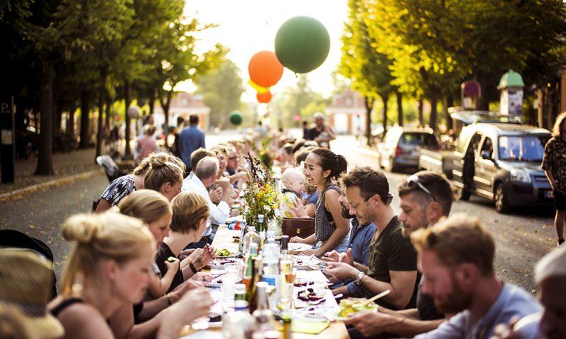 13. Glad matfest – København, Danmark