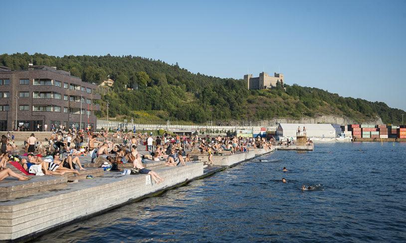 1 Sørenga, Oslo
