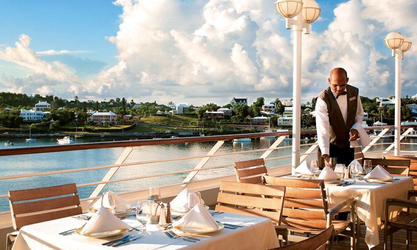 8. Cruise i dus - Middelhavet