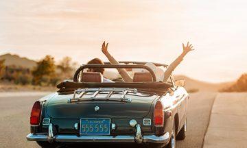 Unngå uggen mage –her er noen gode tips for en hyggelig roadtrip! Foto: iStock