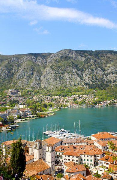 Kotor i Montenegro er som et lite stykke Vestlandet - i Middelhavet. Foto: Ida Anett Danielsen