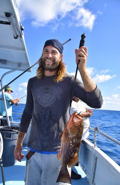 Florida Keys består av øyer og øygrupper med ulik karakter, og Islamorada er fiskeøya. Foto Mari Bareksten