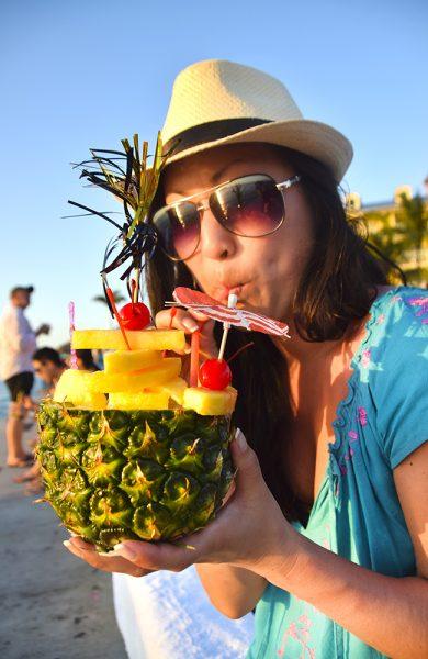 Smaker og stemning minner mer om Karibia enn USA. Foto: Mari Bareksten