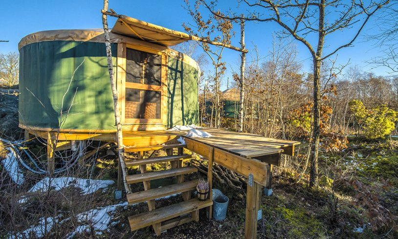 5. Glamping for kropp og sjel
