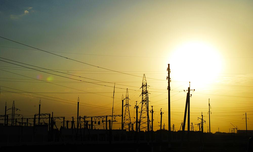 Landet har stor gass– og oljeproduksjon, og energi er sterkt subsidiert for befolkningen. Foto: Grethe Brox-Nilsen