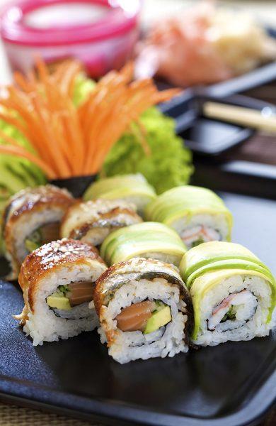 I Vancouver er det nærmest et must å spise sushi. Den sies til og med å være bedre enn den i Japan. Foto: iStock