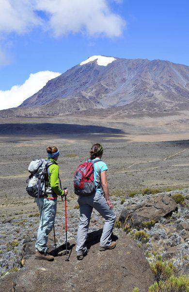 En tur til toppen av Kilimanjaro er en av verdens flotteste turer – og en ting man bør gjøre i løpet av livet. Foto: iStock