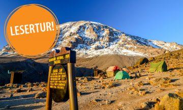 Bli med til toppen av Afrika! I samarbeid med Kenzan Tours arrangerer vi lesertur til Kilimanjaro. Foto: iStock